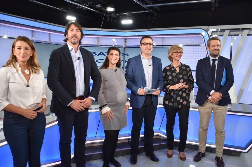 DIRECTO | Los cinco grandes partidos debaten sobre las pensiones en COPE