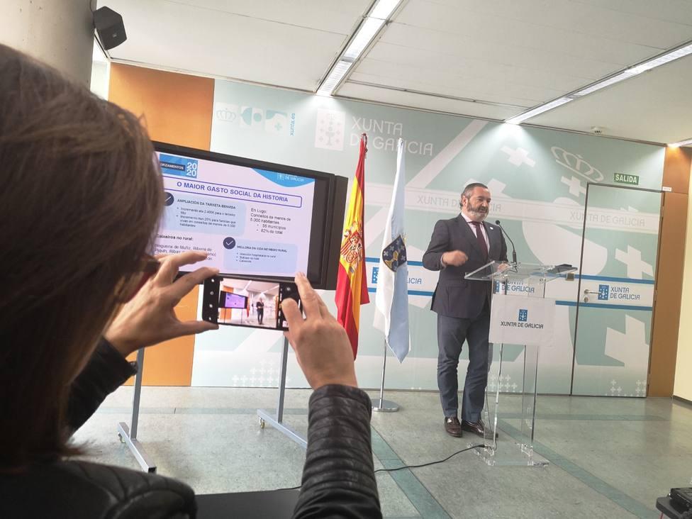 Xunta y Ayuntamiento discrepan sobre el presupuesto de la administración autonómica para Lugo