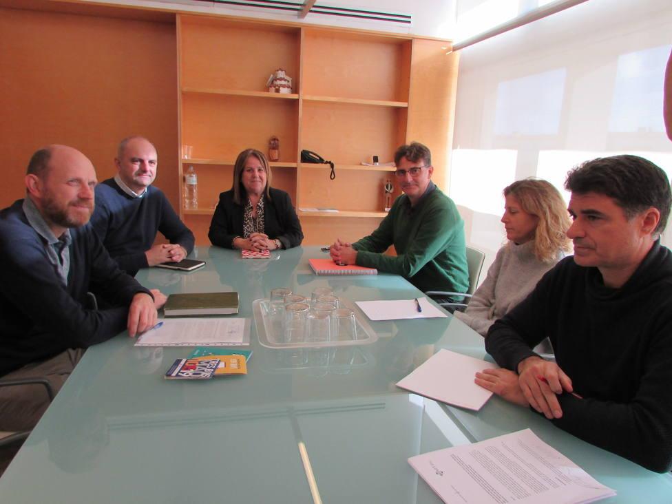 El departamento de Movilidad se reúne con el Gobierno Balear para tratar el sistema tarifario integrado