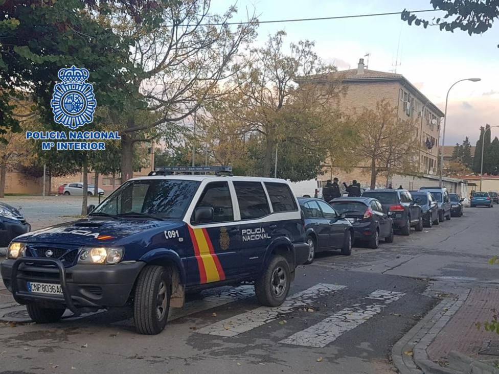 Policía; zona norte