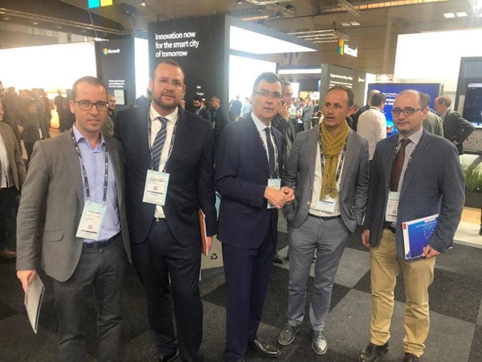 Murcia presenta su proyecto de ciudad inteligente en la Smart City Expo World