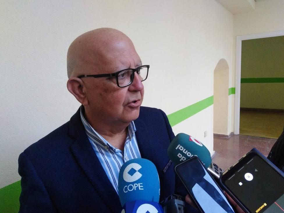 Padín muestra su preocupación por las discrepancias en la cúpula regional de Cs