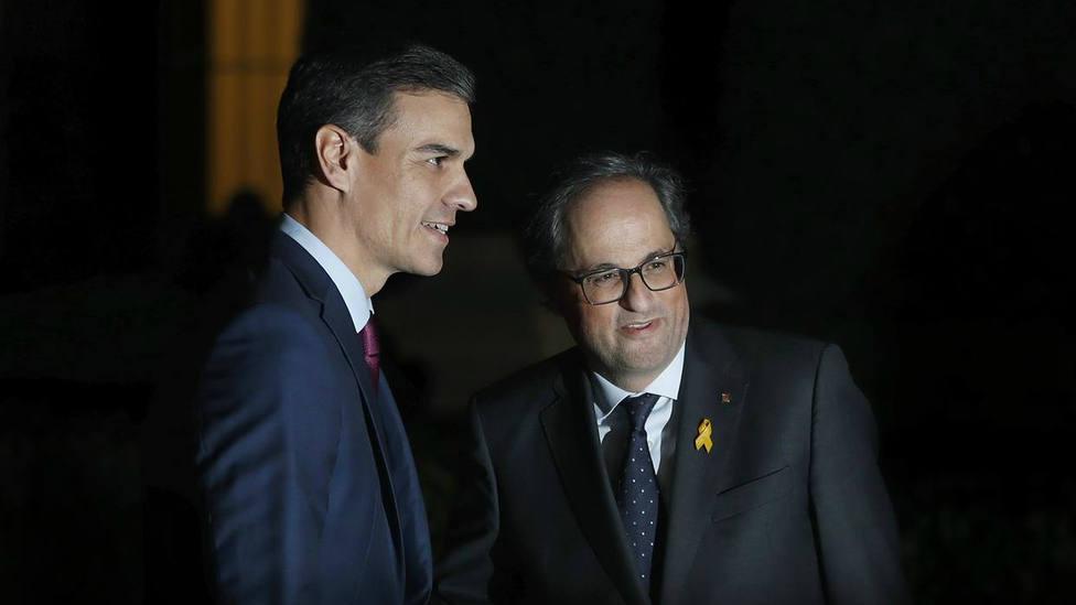 Las palabras de Sánchez sobre Torra y la extrema derecha que le dejan retratado