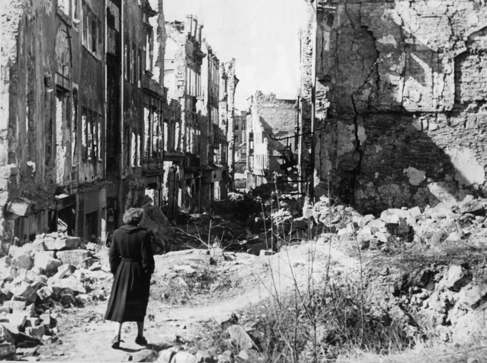 75 años del bombardeo de Dresde, el gran crimen de guerra de los Aliados