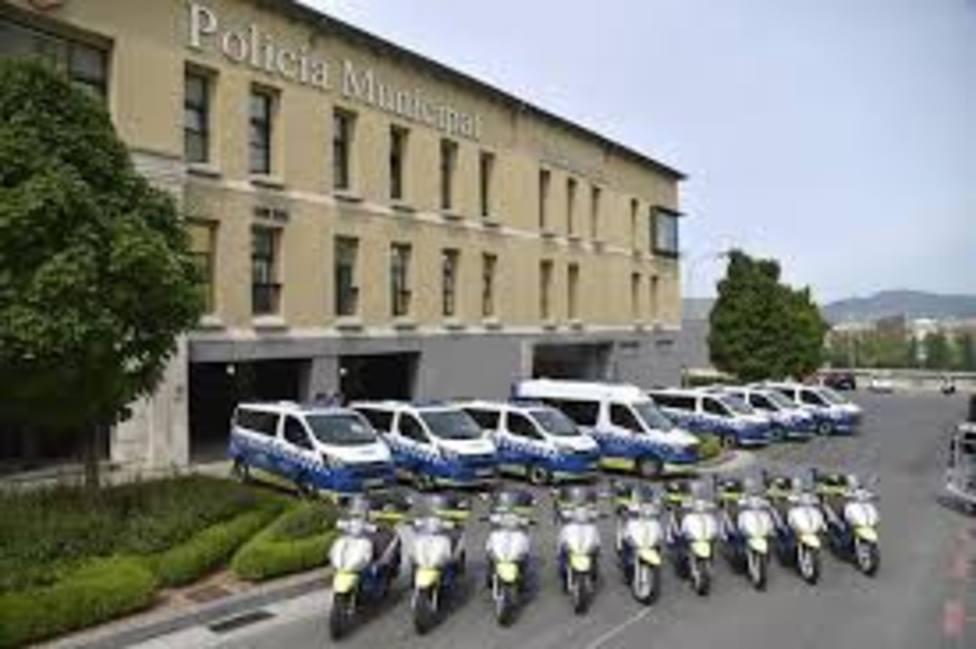 Dos detenidos por robos con violencia en Pamplona