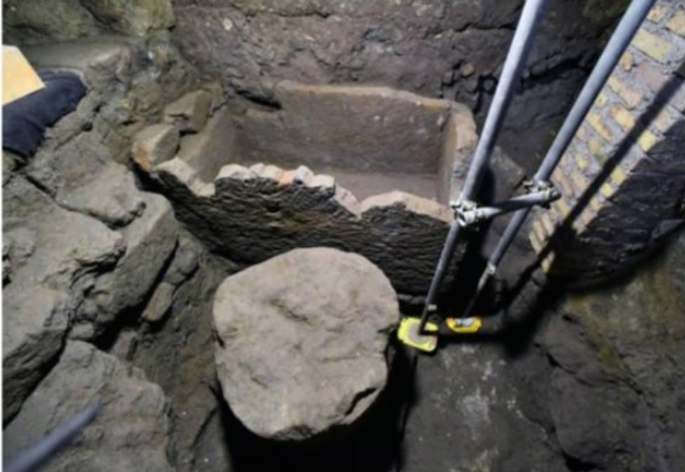 La tumba encontrada en el Foro Romano no corresponde a Rómulo