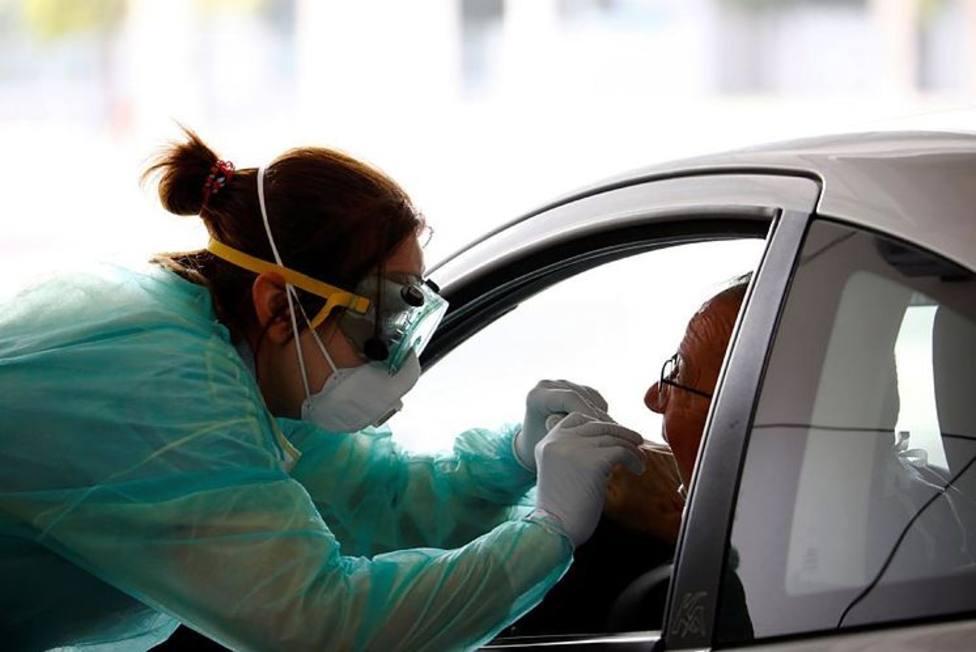 ¿Cómo funcionan las pruebas rápidas para detectar la infección por coronavirus?