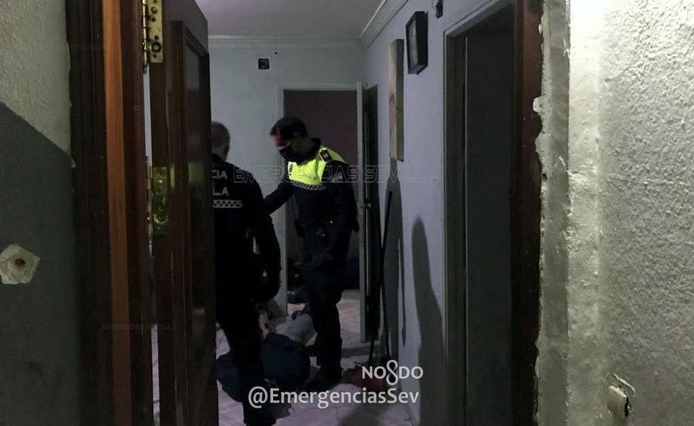 Liberado un varón secuestrado durante cuatro días en Sevilla y arrestados sus cuatro captores