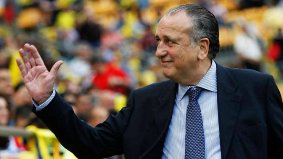 Fernando Roig, presidente del Villarreal