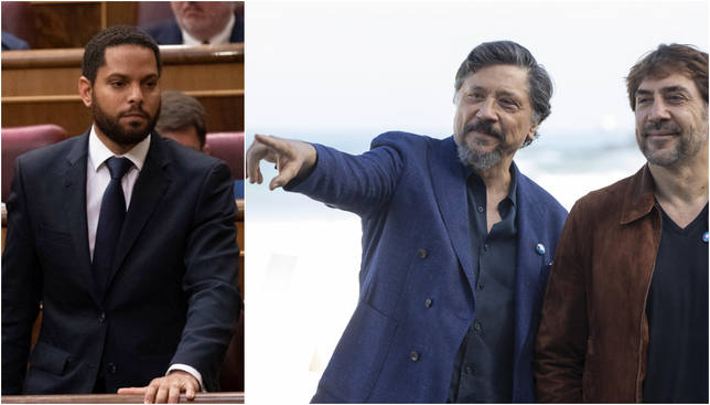 """El comentario racista de Carlos Bardem al diputado negro Garriga que  indigna a Vox: """"Qué asco"""" - Sociedad - COPE"""