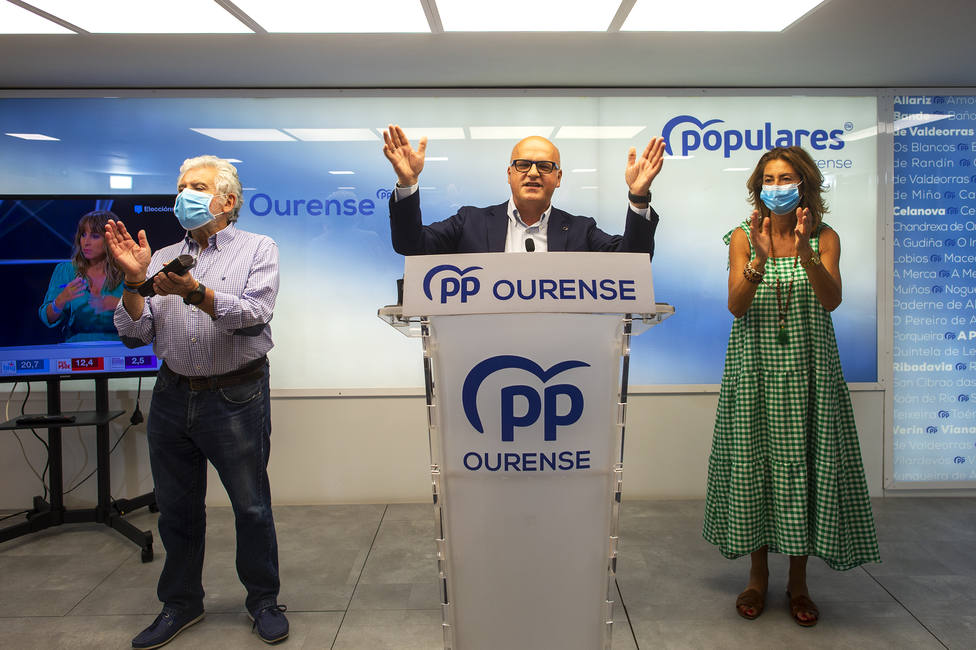 NOCHE ELECTORAL PP OURENSE