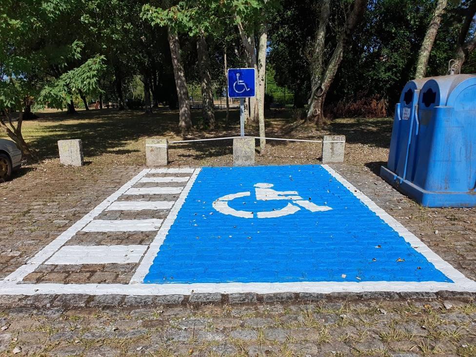 Se han creado un total de 7 plazas para personas con discapacidad - FOTO: Concello Cabanas