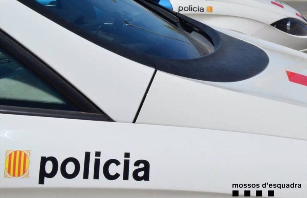 Un coche de los Mossos dEsquadra. - MOSSOS DESQUADRA - Archivo
