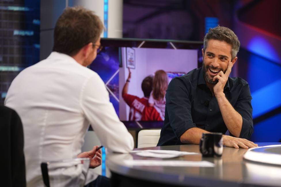 Roberto Leal en El Hormiguero (Antena 3)