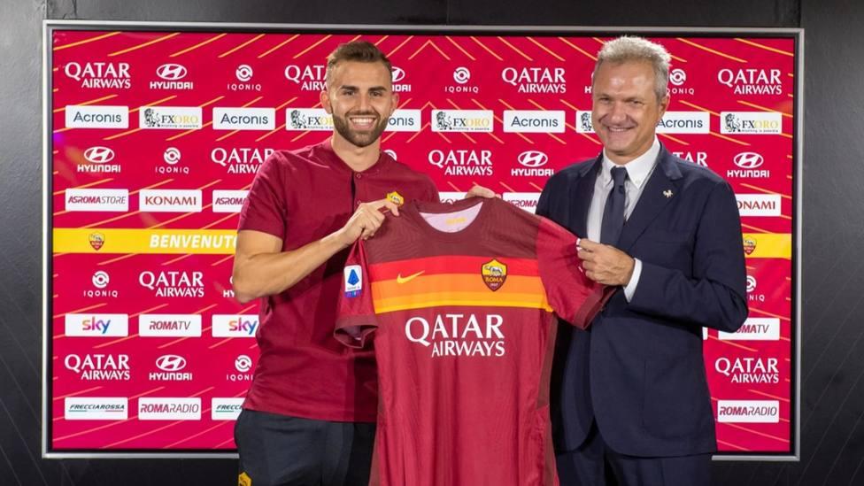El Real Madrid hace oficial la cesión de Borja Mayoral a la Roma