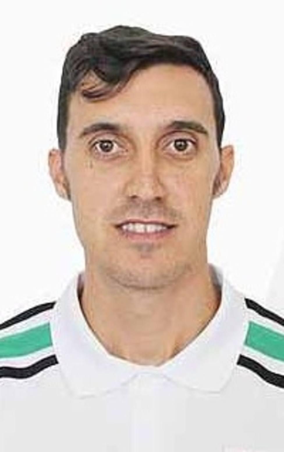 Jesús Delfa Ramos, será el colegiado del Córdoba CF - CF Lorca Deportiva