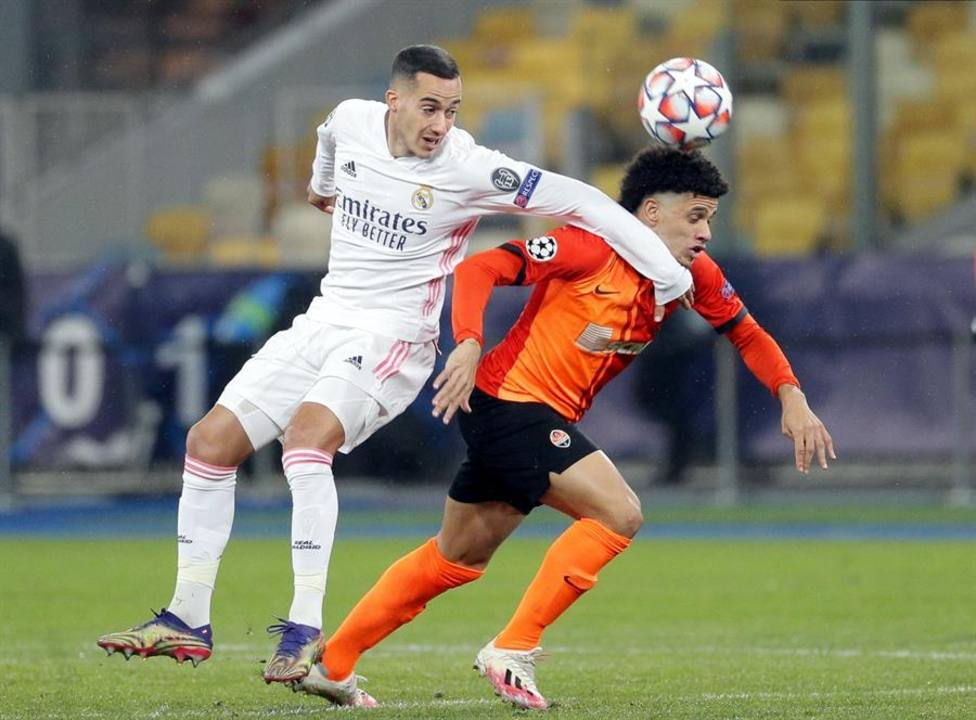 Shakhtar - Real Madrid