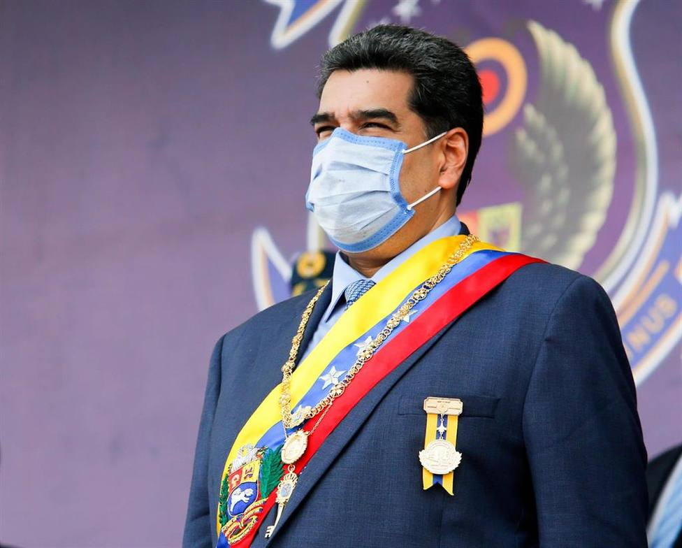 Maduro acusa a Guaidó de bloquear el uso de fondos para comprar vacunas contra la covid-19