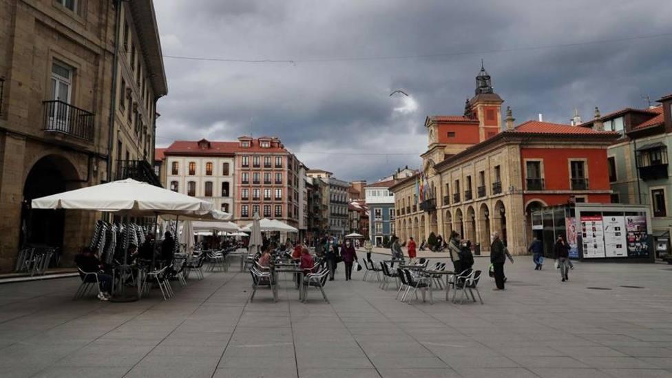 Plaza de España - Avilés