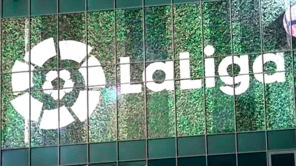 Sede de LaLiga, en Madrid (@LaLiga)