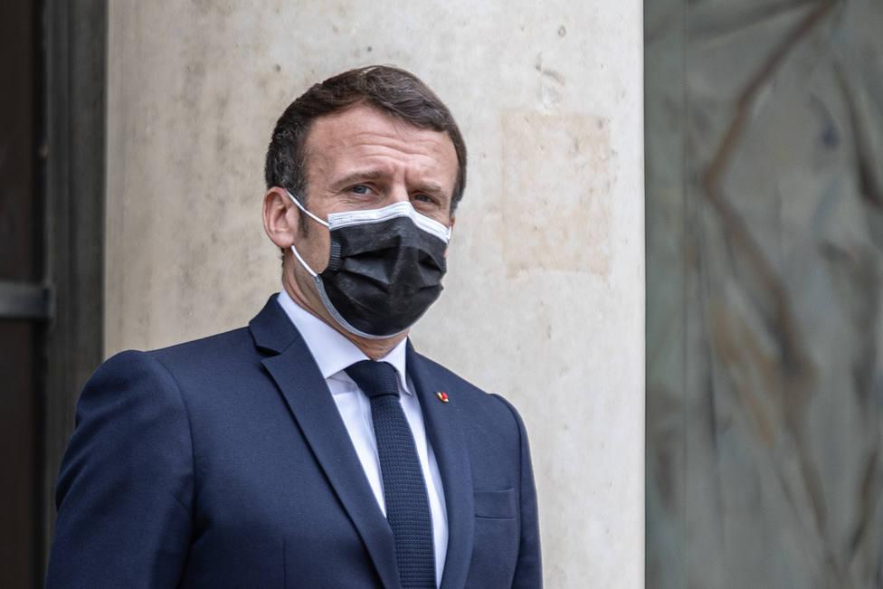 Macron acusa a Turquía de querer interferir en las próximas elecciones francesas