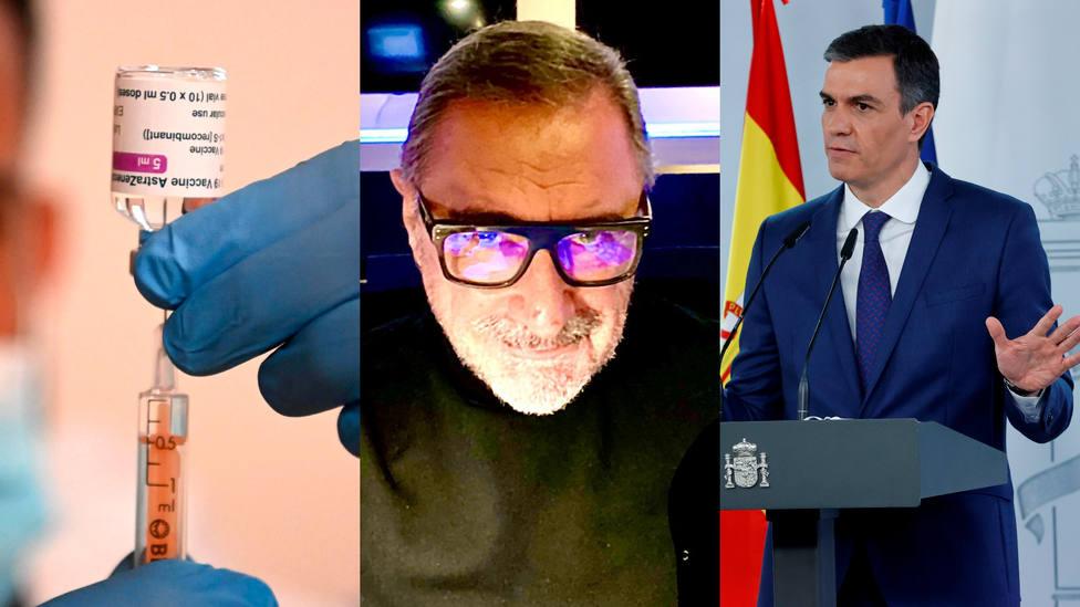 El análisis del trabajo de Vacunator Sánchez que ha hecho Herrera, entre lo más leído de este miércoles