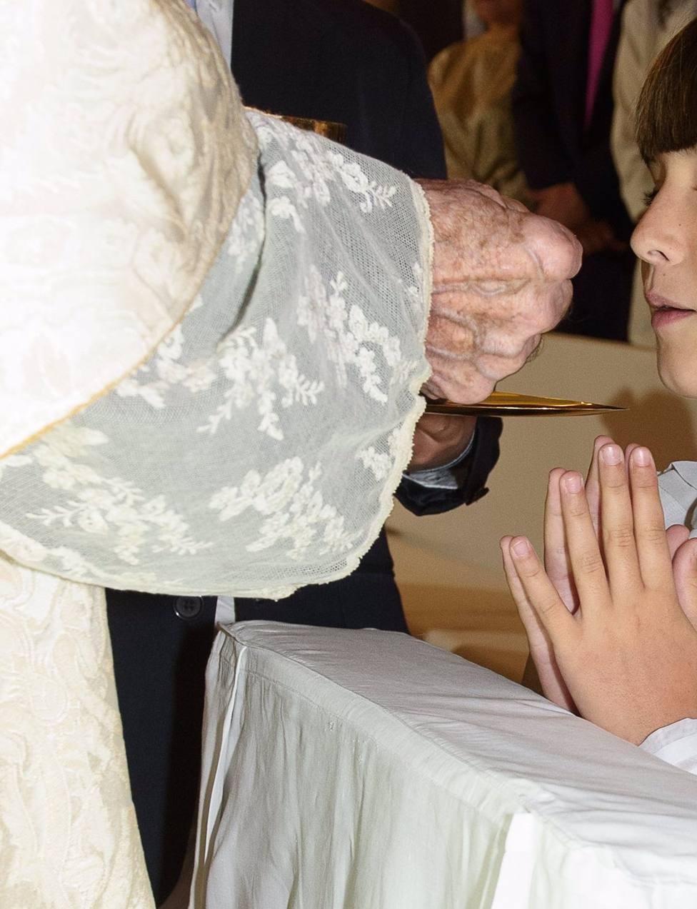 Huelva.- Coronavirus.- El Obispado señala que cada parroquia planificará las comuniones según sus circunstancias