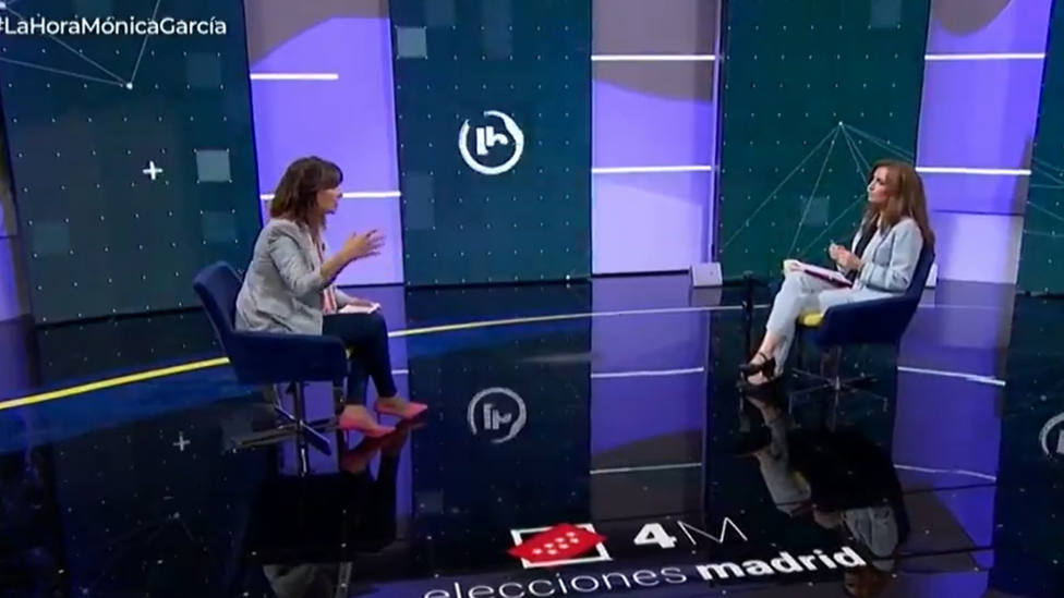 ¿Qué ha dicho realmente Mónica López sobre Díaz Ayuso? La presentadora de TVE rompe su silencio