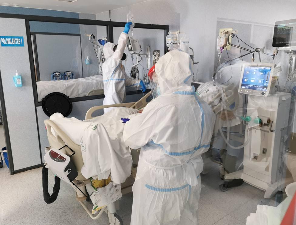 El Hospital Torrecárdenas llega al centenar de pacientes tratados en la Unidad de Rehabilitación post Covid