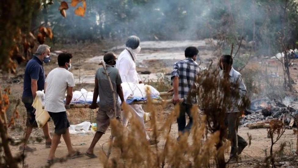 Manos Unidas se vuelca con el drama que está viviendo La India por la segunda ola del coronavirus
