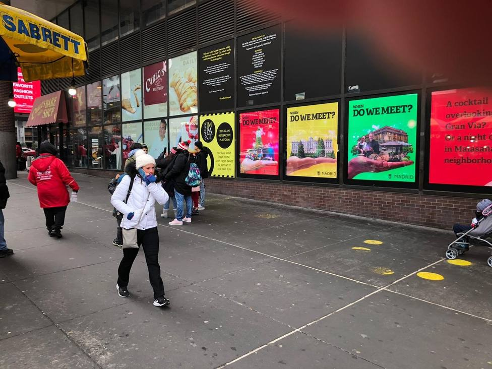 Nueva York extiende el programa piloto de vacunas en el metro de la ciudad