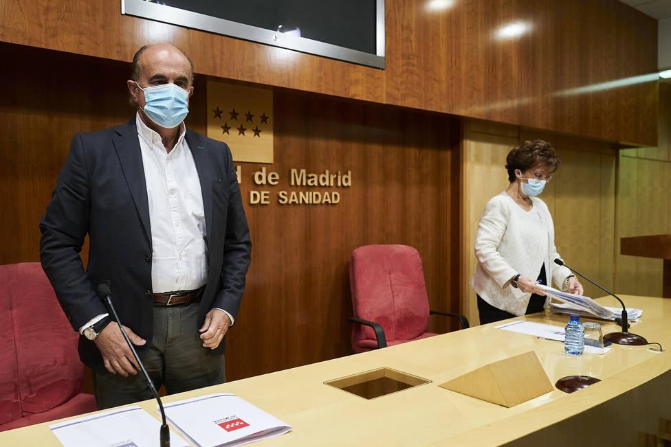 Madrid notifica 784 nuevos contagios en las últimas 24 horas, y 6 fallecidos más