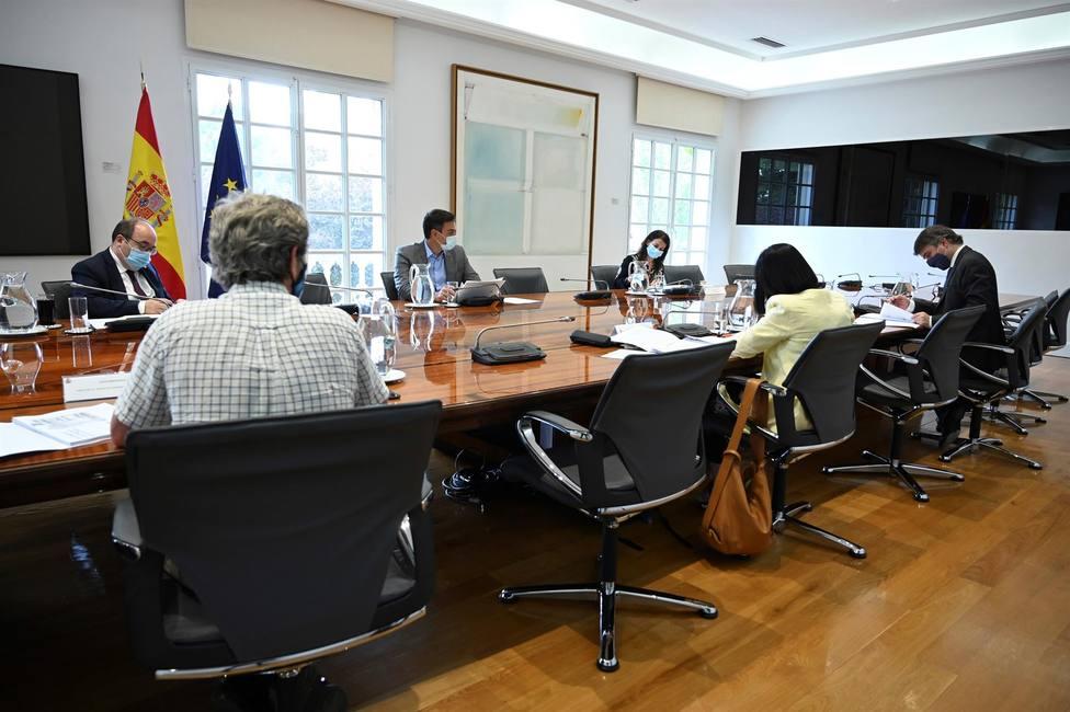 Reunión del Comité de Seguimiento del Coronavirus del pasado lunes 7 de junio