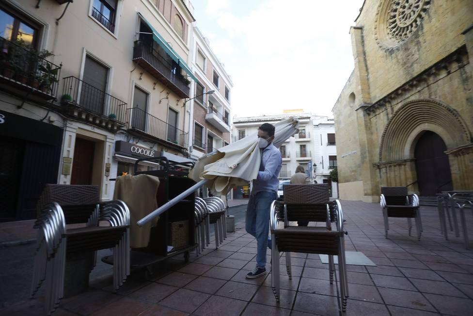Andalucía decreta el toque de queda en Marbella, Estepona y Montoro de 02:00 a 07:00 horas
