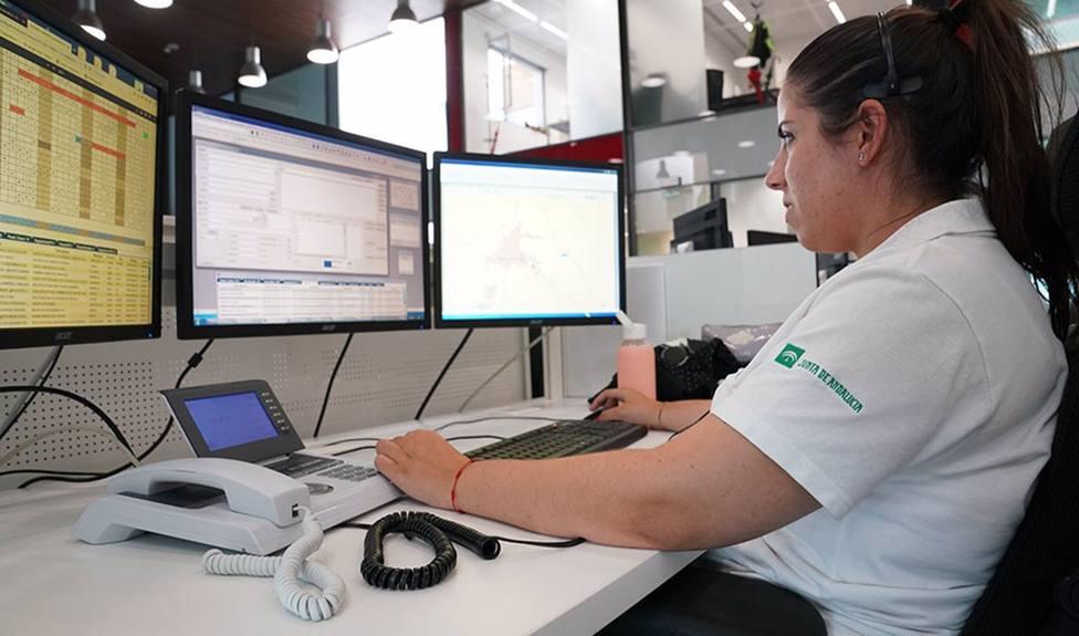 Granada.- El servicio 112 coordina 753 emergencias en la provincia durante la Operación Salida de agosto
