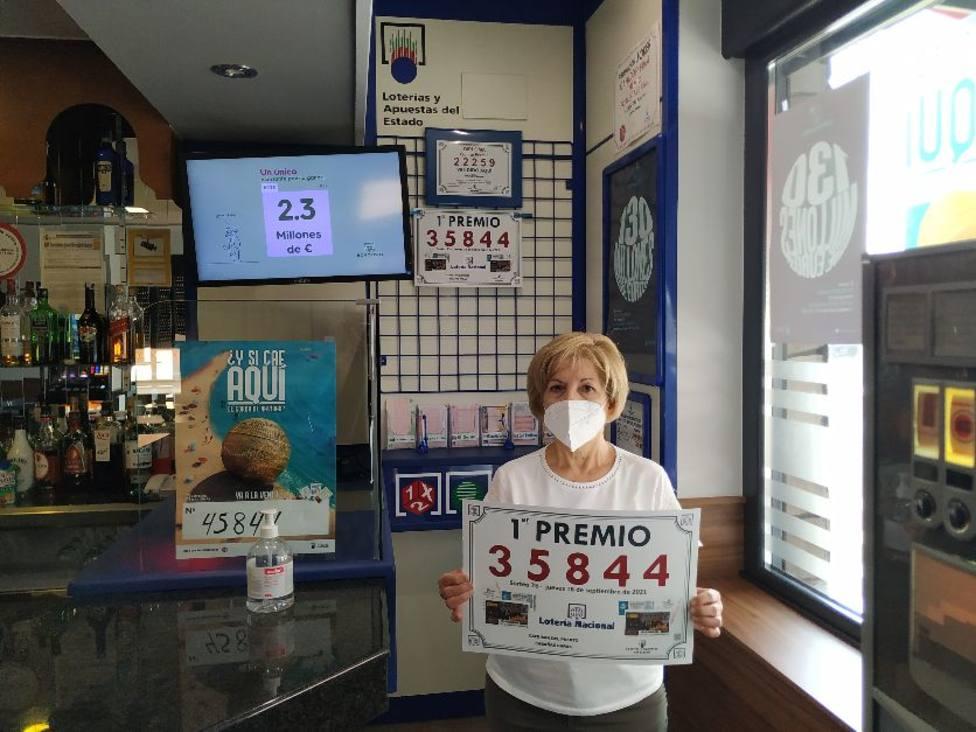 La Lotería Nacional deja un premio de 300.000 euros en Cabañas Raras (León)