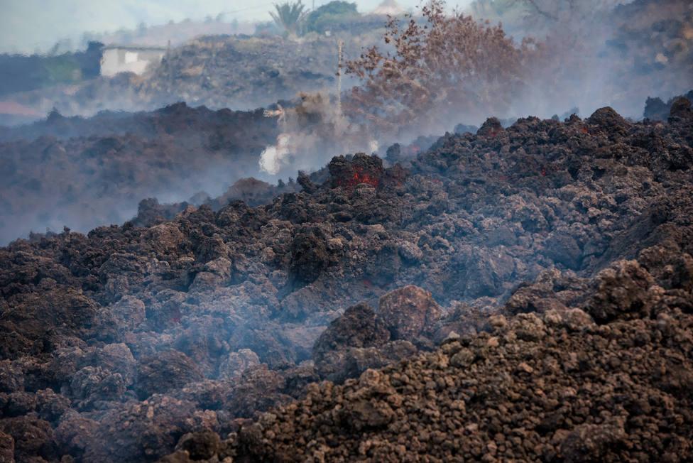 La erupción del volcán de La Palma no provoca daños en los juzgados, aunque sí obliga a suspender vistas
