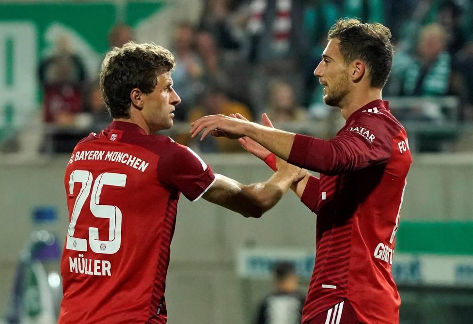 Imagen del Fürth-Bayern