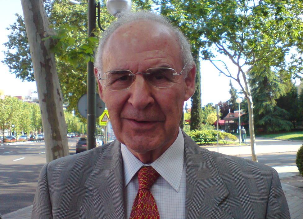 Foto de archivo de Emiliano Aguierre en el año 2007
