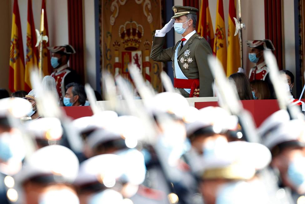 El Día de la Fiesta Nacional se dispara en audiencia: el más visto desde 2009