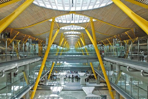 Aeropuerto Adolfo Suárez