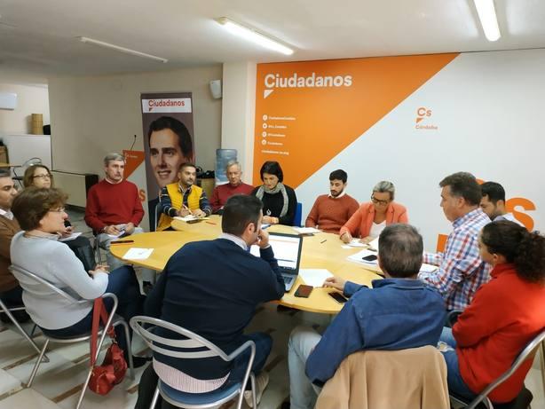 Carrillo afirma que Cs sale a ganar para que Andalucía deje de ser agencia de colocación de amiguetes