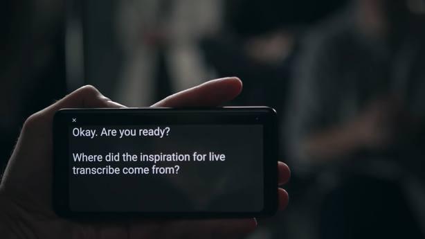 Google lanza sus apps Live Transcribe y Sound Amplifier para personas con discapacidad auditiva