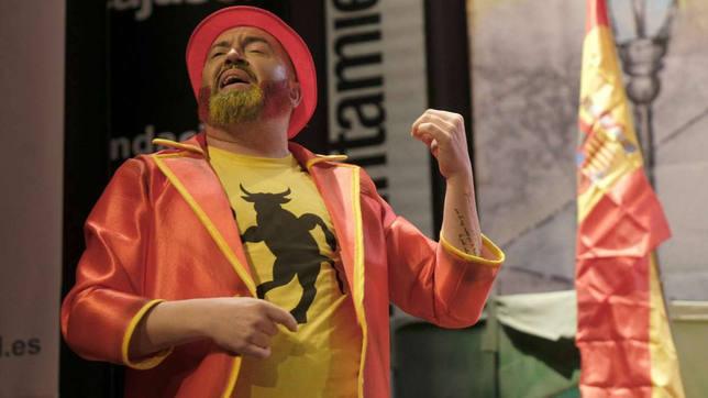 Los dependentistas hacen sátira sobre nacionalistas catalanes, Pedro Sánchez, el Gobierno de Rajoy...
