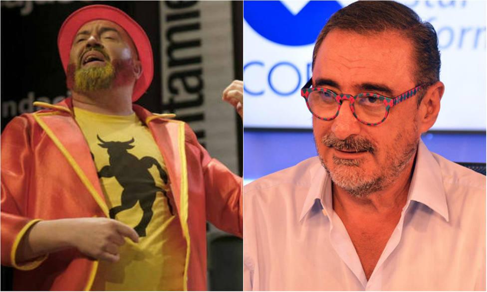 Las risas de Herrera con la chirigota sobre la casa de Pablo Iglesias, entre lo más leído de esta semana