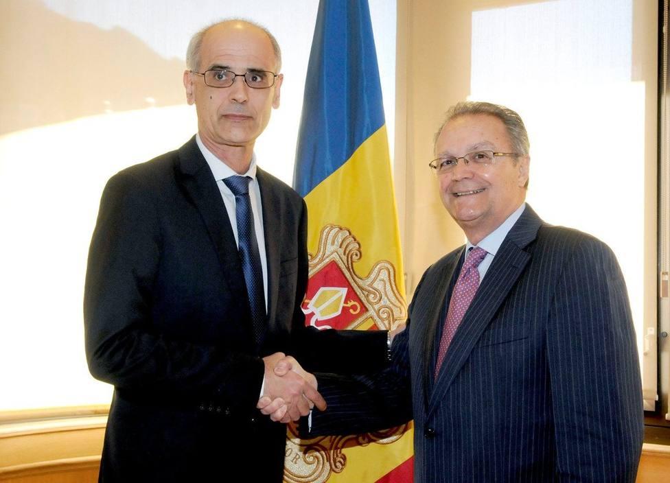 España y Andorra colaborarán en la organización de la XXVII Cumbre Iberoamericana, que se celebrará en el Principado