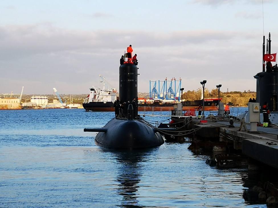La Armada eleva de 48 a 50 años la edad máxima del personal que puede embarcar en submarinos