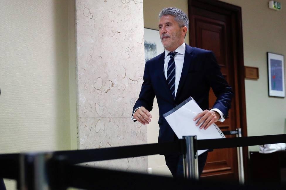 Declaraciones del ministro del Interior en funciones sobre la detención de Josu Ternera