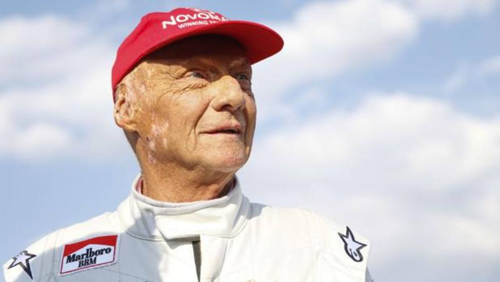 Fallece Niki Lauda, el tres veces campeón del mundo deFórmula1