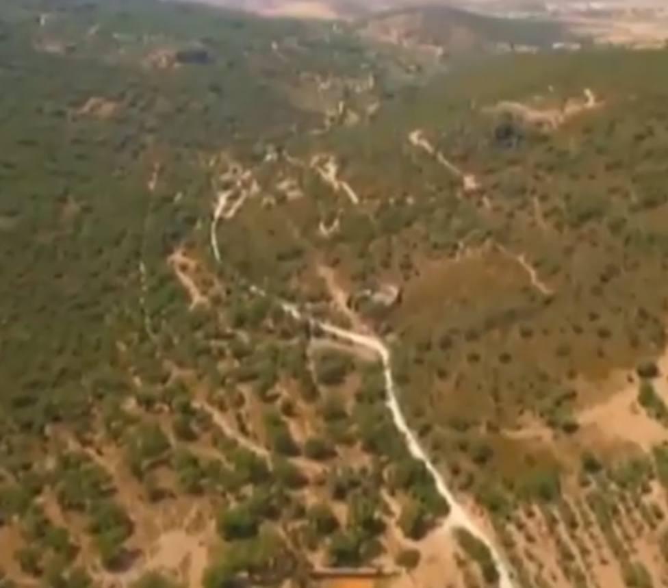 Valle de Valdeflores